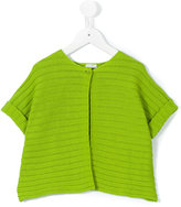 Il Gufo ribbed cardigan - kids - Cotton - 4 yrs
