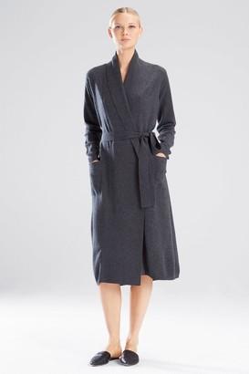 Natori Silk/Cashmere Robe