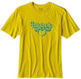 Patagonia Men's Groovy Type Cotton T-Shirt