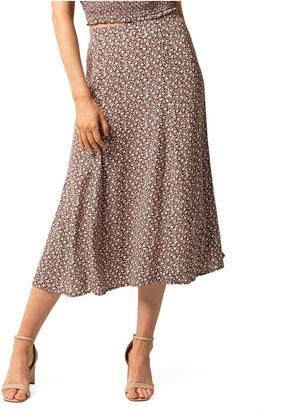 Forever New Ellie Petite Split Midi Skirt