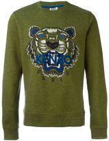 Kenzo 'Tiger' sweatshirt - men - Cotton - M