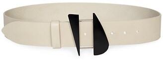 Isabel Marant Lakena Leather Belt