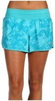 The North Face Eat My Dust Short (Synergy Blue) - Apparel