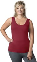 Soybu Plus Size Lola Scoopneck Yoga Tank
