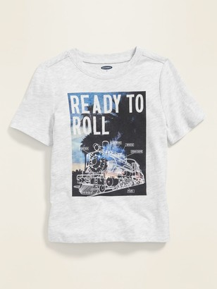 Old Navy Graphic Short-Sleeve Tee for Toddler Boys