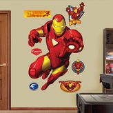 Fathead Iron Man Wall Decals by