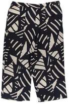 Lauren Ralph Lauren Womens Plus Printed Casual Pants Wide Leg Pants