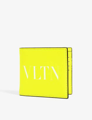Valentino VLTN leather wallet
