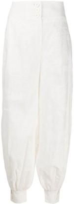 Zimmermann Brightside harem trousers