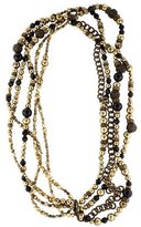Robert Rodriguez Multi Strand Necklace