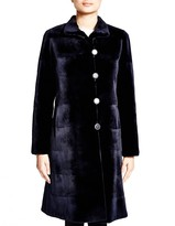 Maximilian Furs Maximilian Sheared Mink Reversible Coat - 100% Exclusive