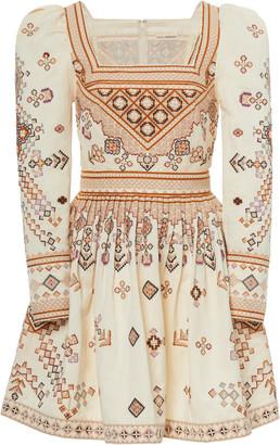 Ulla Johnson Adilah Cotton Dress