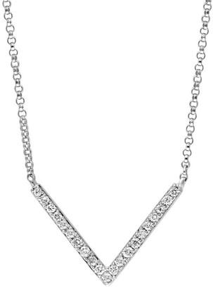 Effy 14K 0.18 Ct. Tw. Diamond Necklace
