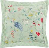 Pip Studio Hummingbirds Light Green Bed Cushion - 45x45cm