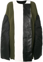 Rick Owens Cathedral peacoat