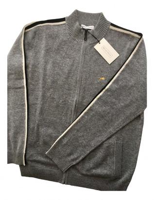 Bella Freud Grey Cashmere Knitwear
