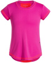Reebok High-Performance T-Shirt - Crew Neck, Short Sleeve (For Big Girls)