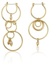 Luv Aj Women's Eclipse Hoop Earrings