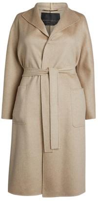Marina Rinaldi Belted Trench Coat