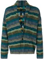 Nuur striped cardigan