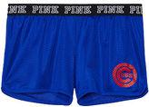 PINK Chicago Cubs Mesh Short