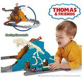 Fisher-Price Thomas & Friends Take-n-Play Roaring Dino Run