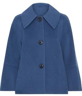 Elie Tahari Eileen Wool-blend Felt Jacket