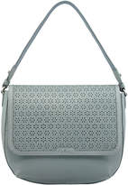 Cath Kidston Perforated Leather Shoulder Bag