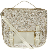 Accessorize Mini Me Glitter Satchel Bag