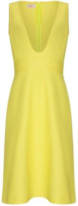 Bo Carter Jodie Dress In Yellow