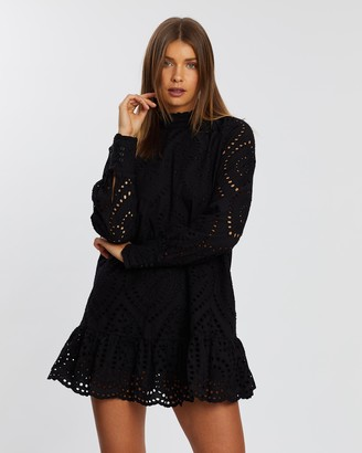 Atmos & Here Broderie Dress