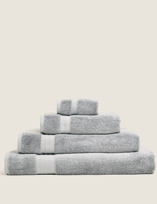 Marks and Spencer Plush Organic Cotton Towel