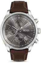 HUGO BOSS Grand Prix Watch, 44mm