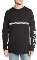 RVCA Men's Va Stripe T-Shirt