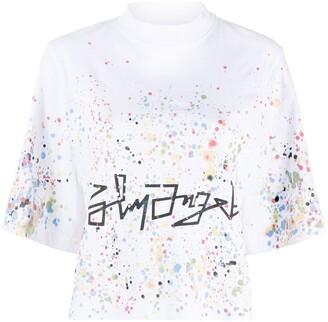 Palm Angels Painter boxy T-shirt
