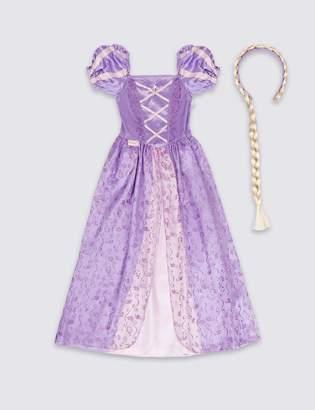 Marks and Spencer Kids Rapunzel Disney Princess Dress Up