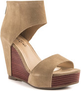 Diba Shimmy Down - Natural Suede