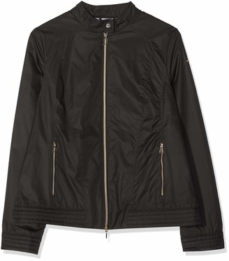 Geox Women's Avery Biker Jacket Outerwear