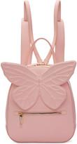 Sophia Webster Pink Kiko Butterfly Backpack