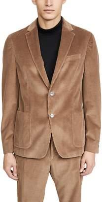 HUGO BOSS Corduroy Patch Pocket Sportcoat