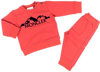 Moncler Cotton Stretch Tracksuit