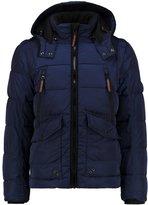 Tom Tailor Winter Jacket True Dark Blue