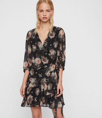 AllSaints Jade Eden Dress