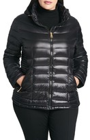 Calvin Klein Plus Size Women's Packable Hooded Down Jacket
