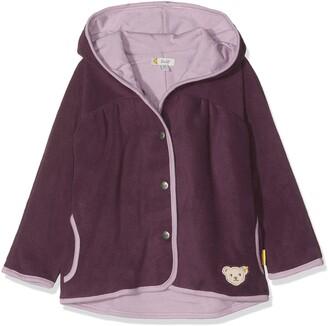 Steiff Girl's Fleece Jacke Jacket