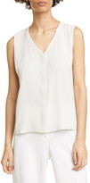 Eileen Fisher Silk Sleeveless Top