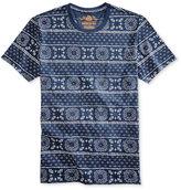 American Rag Men's Geometric Stripe T-Shirt, Only at Macy's