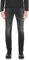 Diesel Belther regular-fit tapered jeans
