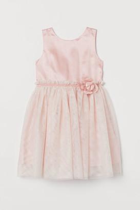 H&M Tulle-skirt dress
