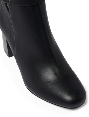Forever New Bryony Block Heel Boots - Black - 38